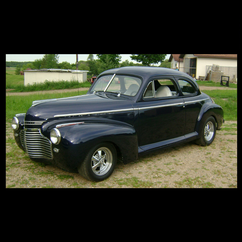 1941 CHEVY COUPE XTREME MOTORWORKS