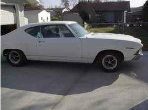 XMW - 1969 Chevelle