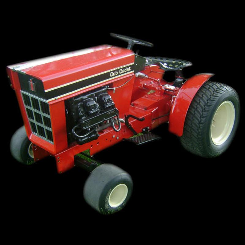 Xtreme Motorworks Cub Cadet Garden Tractor Parts