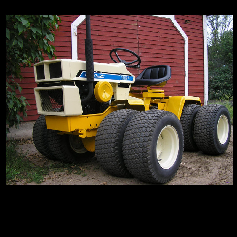 Custom Lawn Tractor Hood : Xtreme motorworks cub cadet garden tractor parts